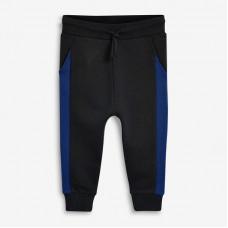 Штаны для мальчика утеплённые Синяя полоса