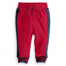 Штаны для мальчика Тёмно-синяя полоса