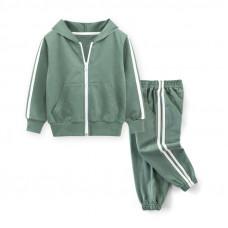 Костюм детский Темп, зелёный