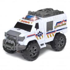 Функциональное авто Скорая помощь со звуком и светом Dickie Toys 20 см (3304012)