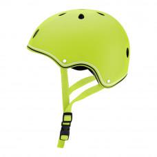 Защитный шлем для детей GLOBBER 51 – 54 см зеленый (500-106)