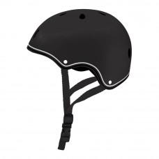 Защитный шлем для детей GLOBBER 51 – 54 см черный (500-120)