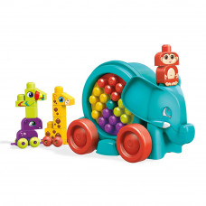 Конструктор Яркий слоненок Mega Bloks (FFG21)