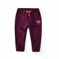 Штаны для девочки Старт, фиолетовый