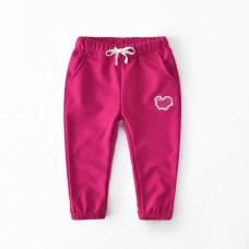 Штаны для девочки Старт, розовый