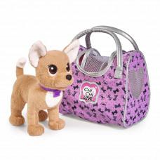 Мягкая игрушка Chi Chi Love Чихуахуа мода Вояж 20 см (5893124)