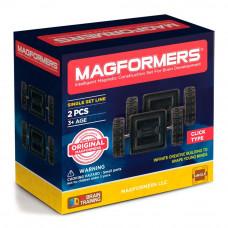 Магнитный конструктор Клик-колеса Magformers 2 шт  (713009)