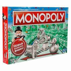 Игра настольная Hasbro gaming Монополия на русском (C1009121)