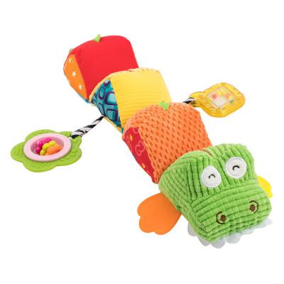 Іграшка змійка Baby Team Крокодил (8534)