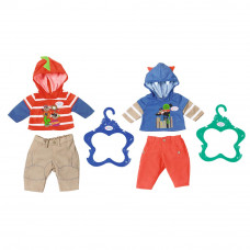 Набор одежды для куклы BABY BORN Zapf Creation Активный малыш (824535)