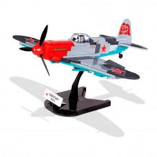 Конструктор COBI Вторая Мировая Война Самолет Як-3 (COBI-5529)