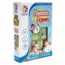 Игра настольная Smart Games Переполох в курятнике (SG 436 UKR)