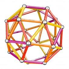 Магнитный конструктор GEOMAG Color 127 деталей (264)