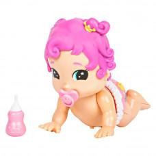 Интерактивная кукла Bizzy Bubs Primmy способна ползать (28472)