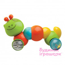 Игрушка-каталка B kids Гусеничка (004377S)