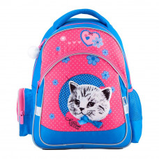 Рюкзак школьный Kite Pretty kitten (K18-521S-2)