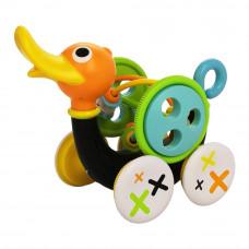 Игрушка-каталка Yookidoo Музыкальная утка (40129)