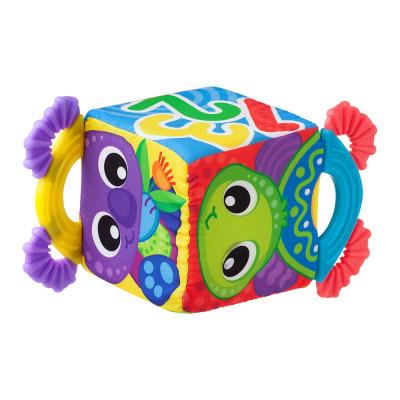 Прорезыватель Playgro Кубик (0186376)