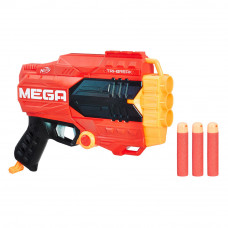 Бластер игрушечный Nerf Mega Tri-Break (E0103)