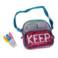 Сумочка Color me mine Keep с тремя маркерами (6374264)
