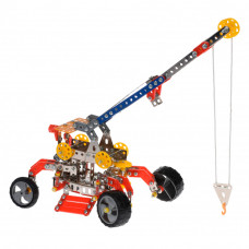 Конструктор Same Toy Подъемный кран 413 элементов (WC58AUt)