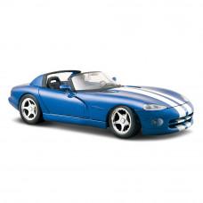 Автомодель Maisto 97 Dodge Viper RT/10 1 24 синий (31932 blue)