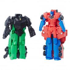 Набор игрушечный Transformers Креш Комбайнер Оптимус Прайм и Гром (C0628/E1111)