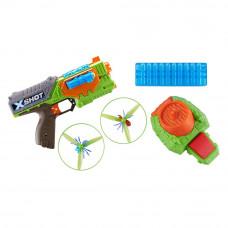 Бластер X-Shot Атака по летающим жукам (4821)