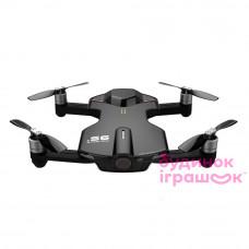 Дрон Wingsland S6 GPS 4K карманный черный (6381690)