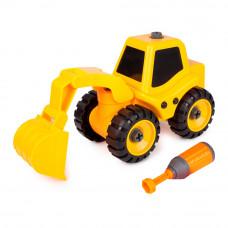 Трактор игрушечный Kaile Toys (KL716-3)