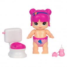 Интерактивная кукла Moose Bizzy Bubs Chloe ходит на горшок (28754)