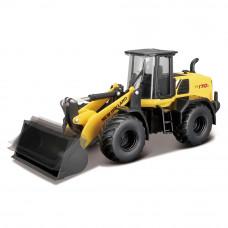 Экскаватор Bburago Construction New Holland W170D (18-32083)