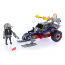 Конструктор Playmobil Action Арктические пираты на аэросанях (9058)