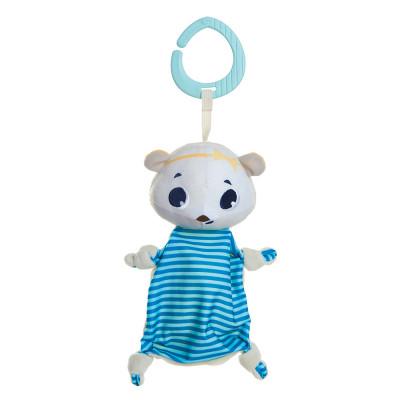 Подвеска-платочек Tiny Love Белый медвежонок Элеонор (1116500458)