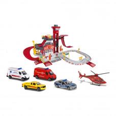 Игровой набор Majorette Спасательная станция (2050019)
