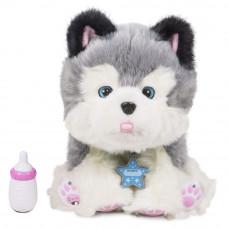 Интерактивная игрушка Little Live Pets Ласковый щенок хаски Фрости (28278)