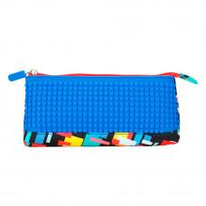 Пенал Upixel Funny square синий (WY-B002L-A)