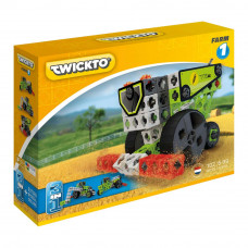 Конструктор Twickto Farm 1 Комбайн трактор погрузчик (6413969)