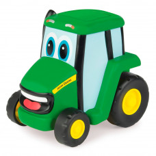 Инерционная машинка Tomy John Deere Трактор Джонни (42925V)