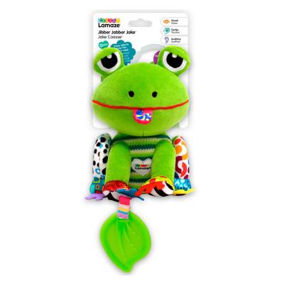 Развивающая игрушка Tomy Лягушка Джек (LC27522)