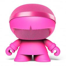 Портативная колонка Xoopar Xboy glow LED розовая12 см (XBOY31007.24G)