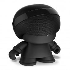 Портативная колонка Xoopar Grand Xboy LED черная 20 см (XBOY31009.21R)