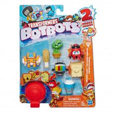 Игрушка-трансформер Transformers БотБотс Банда хулиганы (E3494/E4143)