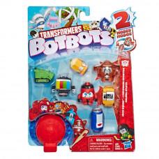 Игрушка-трансформер Transformers БотБотс Банда спортсмены (E3494/E4144)