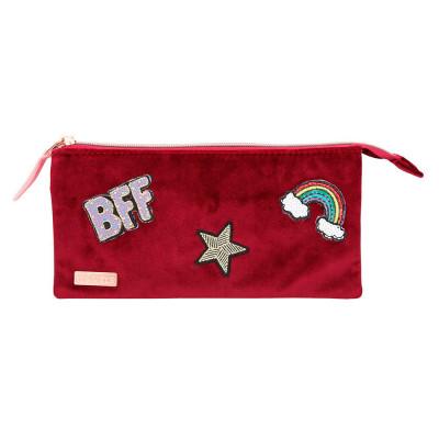 Пенал Top Model BFF красный бархат (0010230)