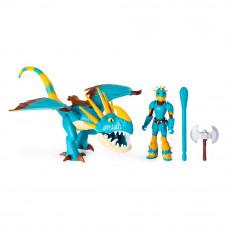 Набор Dragons Как приручить дракона 3 Громгильда и всадник Астрид (SM66621/7335)