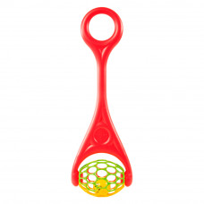 Развивающая игрушка Bebelino Моя первая каталка-мяч красная (58101)