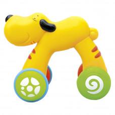 Развивающая игрушка Bebelino Нажми и едь Песик Боб (58105)