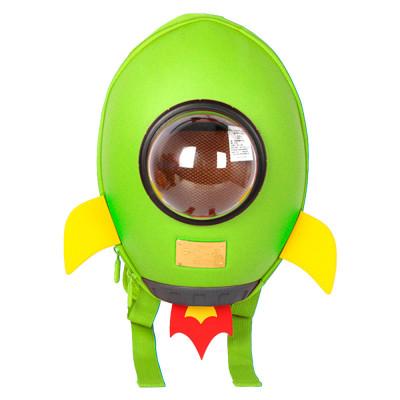 Рюкзак Supercute Ракета зеленый (SF038-b)