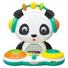 Музыкальная игрушка Infantino Ди-джей Панда со световым эффектом (212017I)